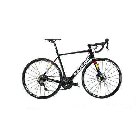 Look 785 Huez Disc Proteam Blk Shim Ult Hrd Comp Bike 2019 - MD