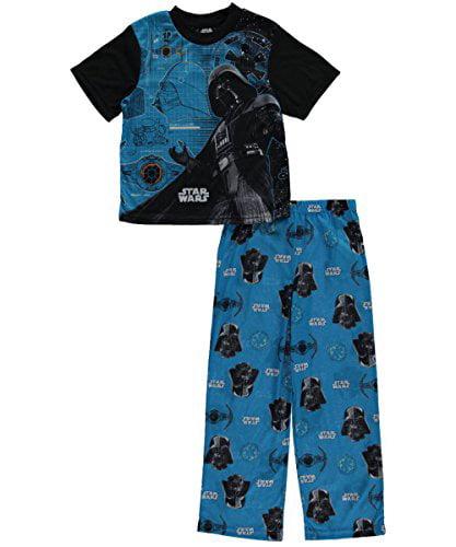 Star Wars Boys 4-10 Darth Vader Pajama Set (8)