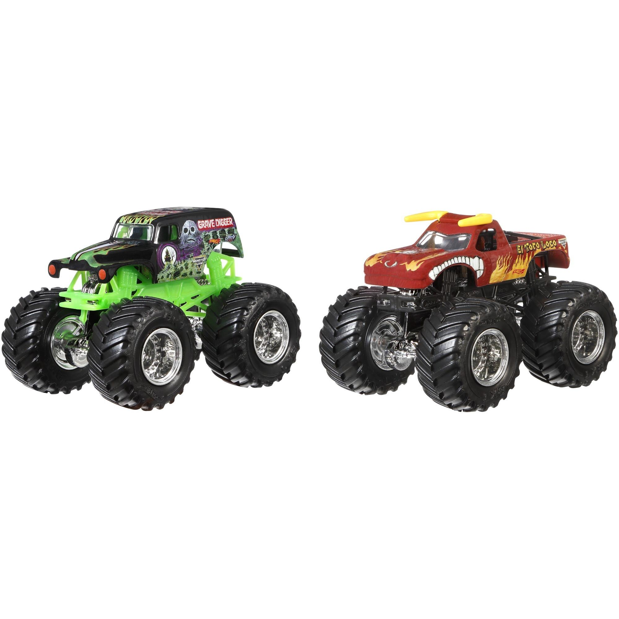 wheels monster jam demolition doubles 2 pack styles may vary