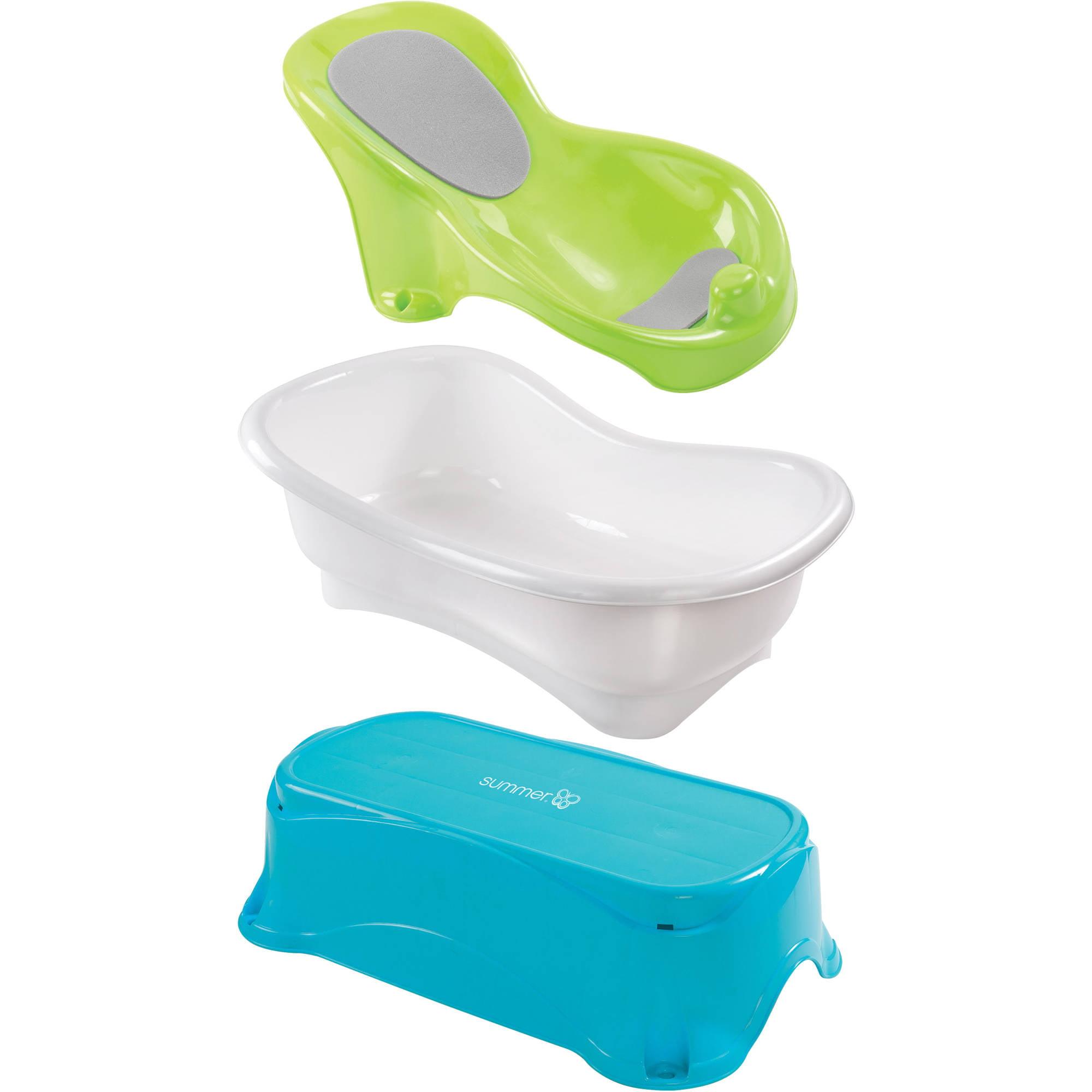 Summer Infant Comfort Height Bath Tub - Walmart.com