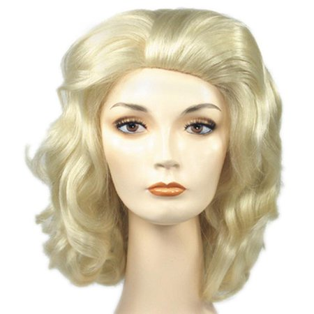 Anna N Blonde Wig Costume (Anna Wig Frozen)