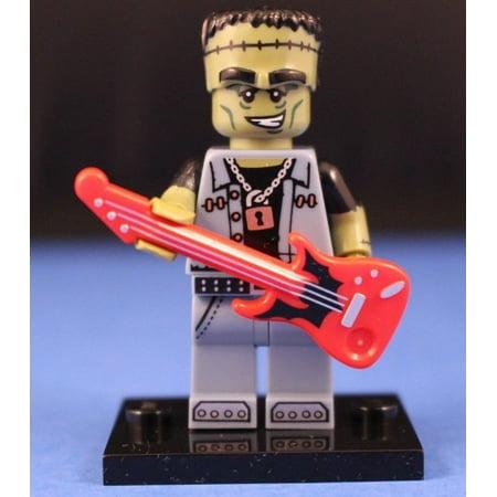 Lego Halloween Part 2 (LEGO Minifigure Series 14 71010 HALLOWEEN MONSTERS - MONSTER)