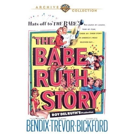The Babe Ruth Story (DVD) - Sxy Babes
