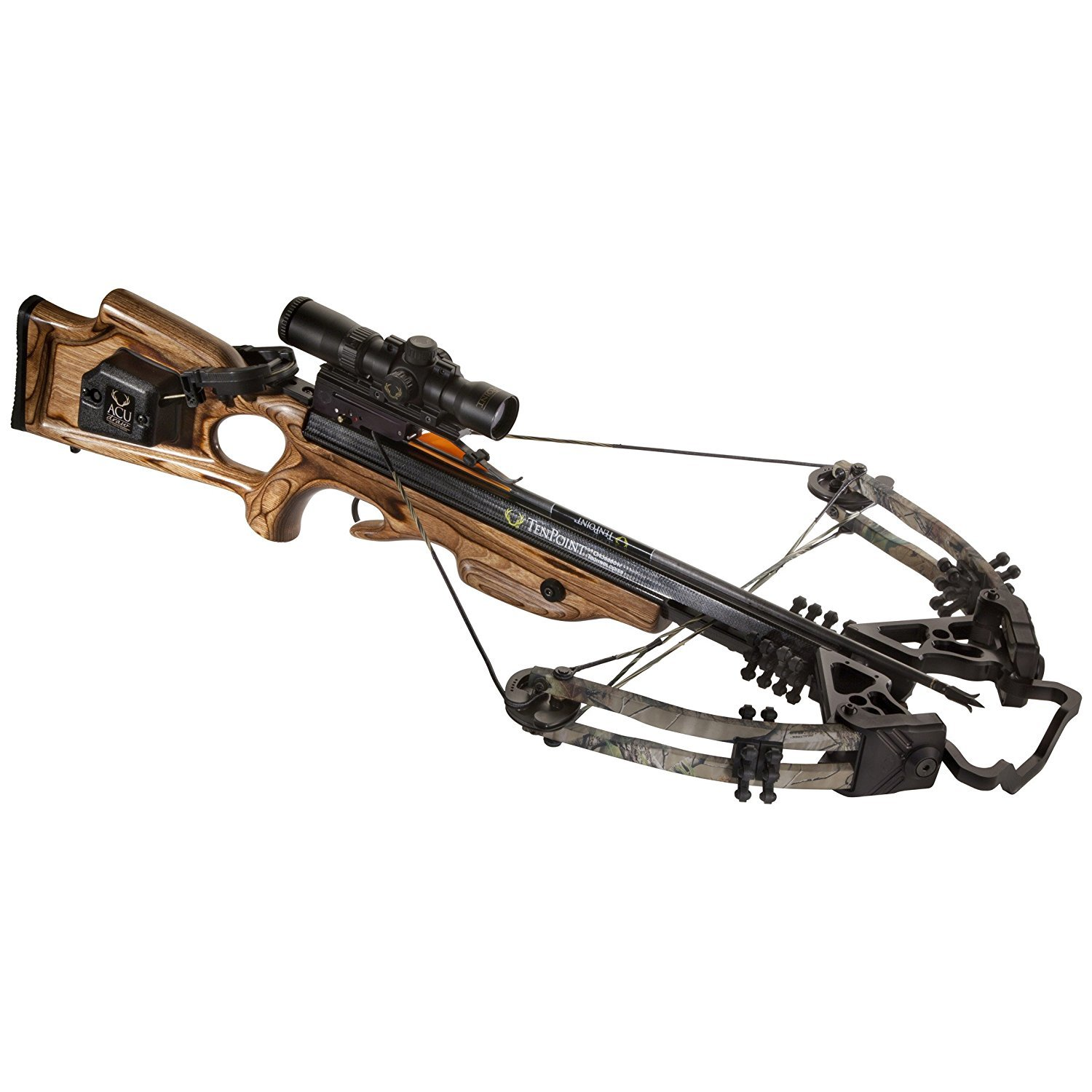 Click here to buy 79239 TenPoint Crossbow Technologies Carbon Xtra Deluxe Package with ACUdraw by Ten Point.