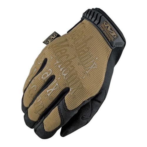 Mechanix Wear The Original Coyote Work / Duty Gloves - Large - MG-72