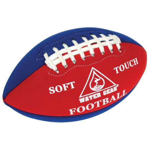 Water Gear Soft Touch Football by Water Gear