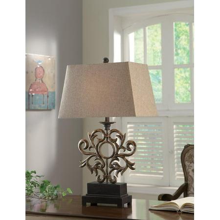 Addison 28.25-Inch Table Lamp, Antique (Addison Lamp)