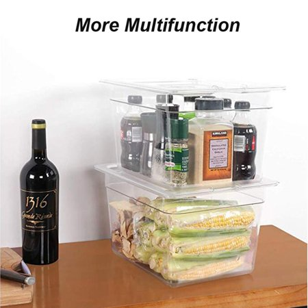 Sous Vide Container Steak Machine Container with 11L Lid Water Tank Bath - image 2 of 7