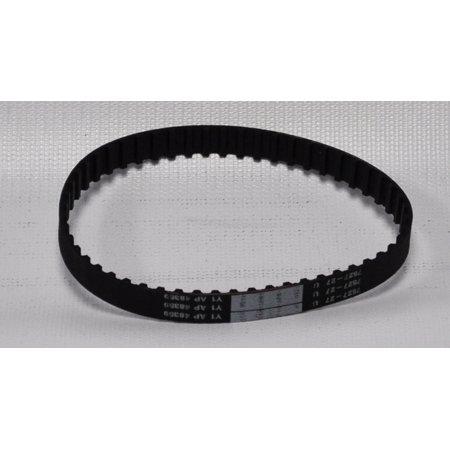 Geared Belt (Generic Electrolux 3/8 Inch Geared Vacuum Belt EXL MG1 AND MG2 LUX PN5 & PN6 48359)