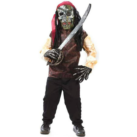 Childs Easy Pirate Costume (Fun And Easy Halloween Costume Ideas)