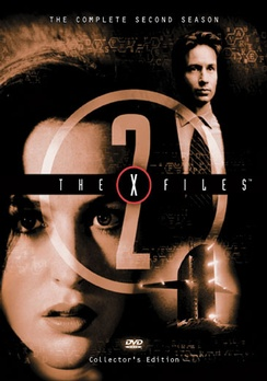 The X-Files: The Complete Second Season (DVD) by NEWS CORPORATION