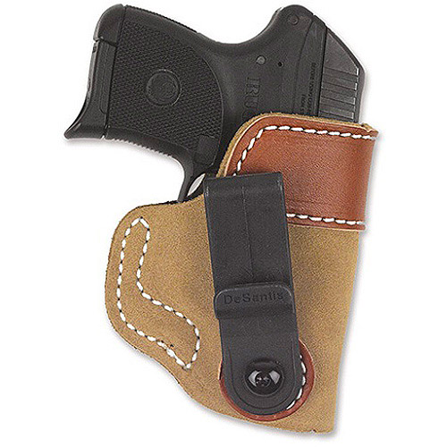 DeSantis Right Hand Tan Sof-Tuck Holster, S&W Bodyguard 380