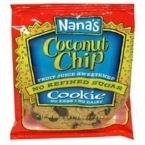 Nana'S Cookie Cookie Coconut Chip 3.5 OZ (Pack of 12)