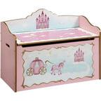 Levels Of Discovery Princess Kid S Storage Bench Walmart Com