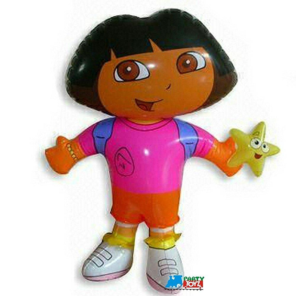 dora the explorer inflatables balloon doll party decoration