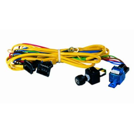 Hella Rallye 4000 Series Wiring Harness Kit