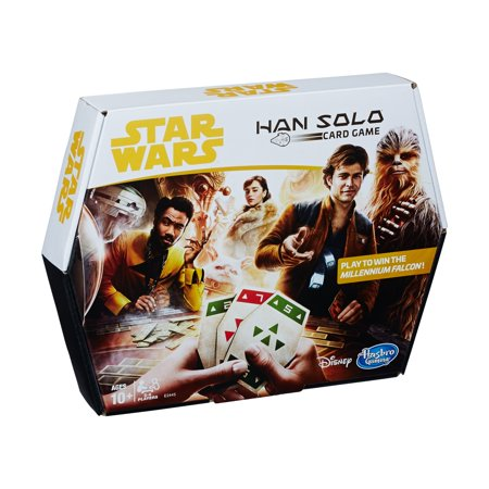 HAN SOLO CARD GAME - Halloween Movie Quotes Game