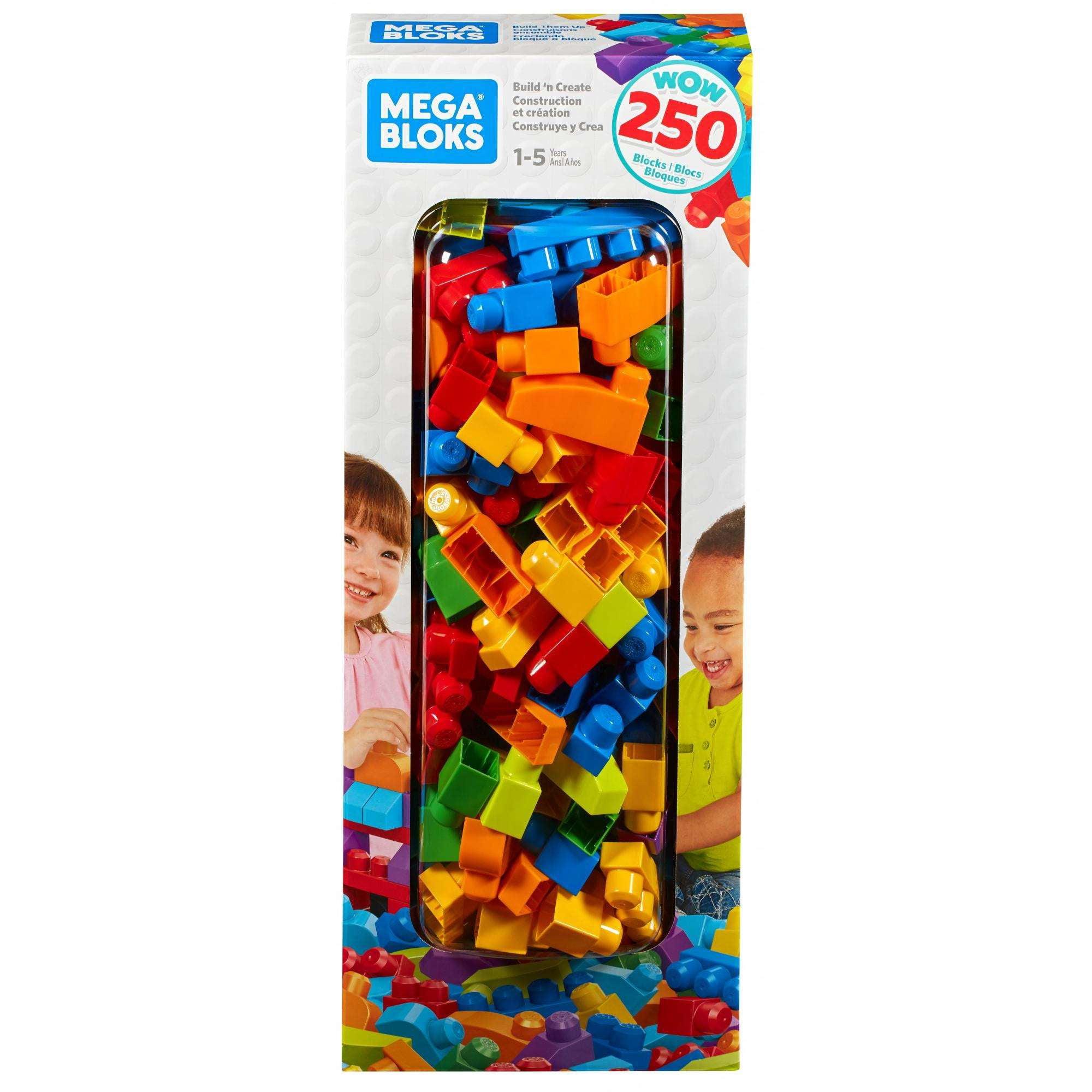 Mega Bloks Big Builders Build 'N Create Block Set by Mega Bloks