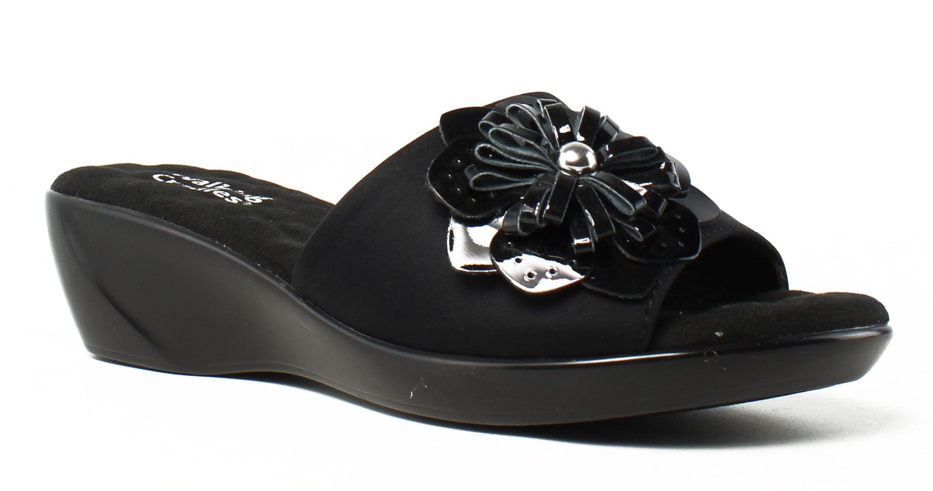 Walking Cradles Womens Cuddle Wedge Sandal