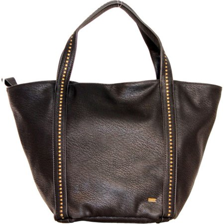 bf0e0da7856 Ampere Creations Vegan Leather Amelie Tote Bag