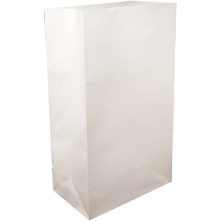 Lumabase Standard Luminaria Bags- 100 Count