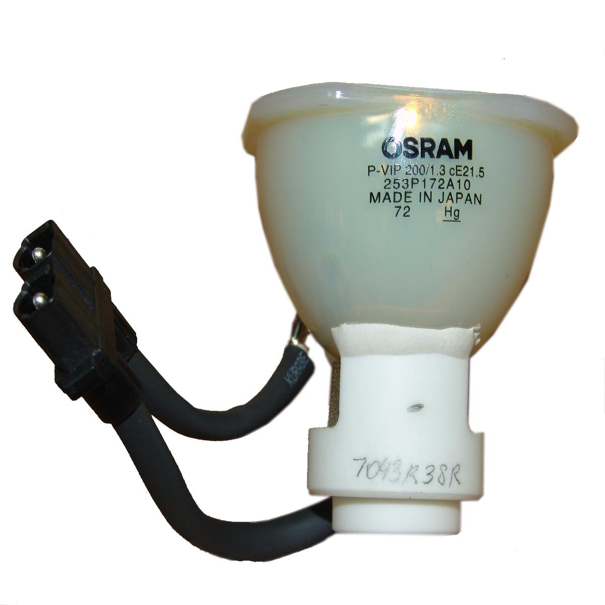 Original Osram Projector Lamp Replacement for Saville AV REPLMP123 (Bulb Only) - image 1 de 5