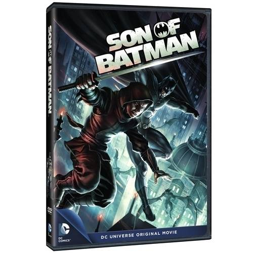 DC Universe: The Son Of Batman (Anamorphic Widescreen)