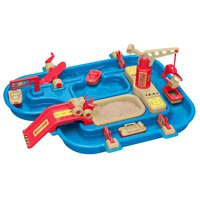Sand & Water Playset, Features snap-on wave maker By American Plastic Toys