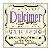 DULCIMER 4 STRING D'ADDARIO