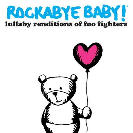 Rockabye Baby: Lullaby Renditions of Foo Fighters - Foo Fighters Halloween Concert