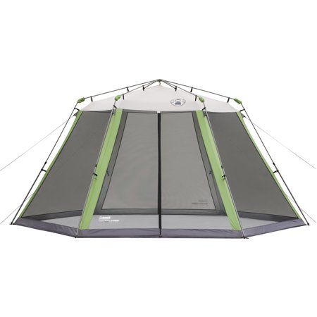 Coleman 15 X 13 Straight Leg Instant Screened Shelter