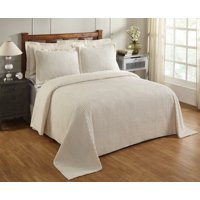 Better Trends Julian 100% Tufted Chenille Bedspread Collection