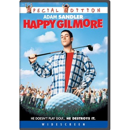 Happy Gilmore (DVD) - Happy Halloween Comedy