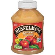 Musselman's Chunky Apple Sauce 48 oz. Jar