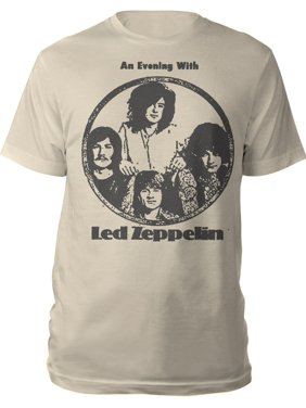 16b07eedf Product Image An Evening With Led Zeppelin T-Shirt