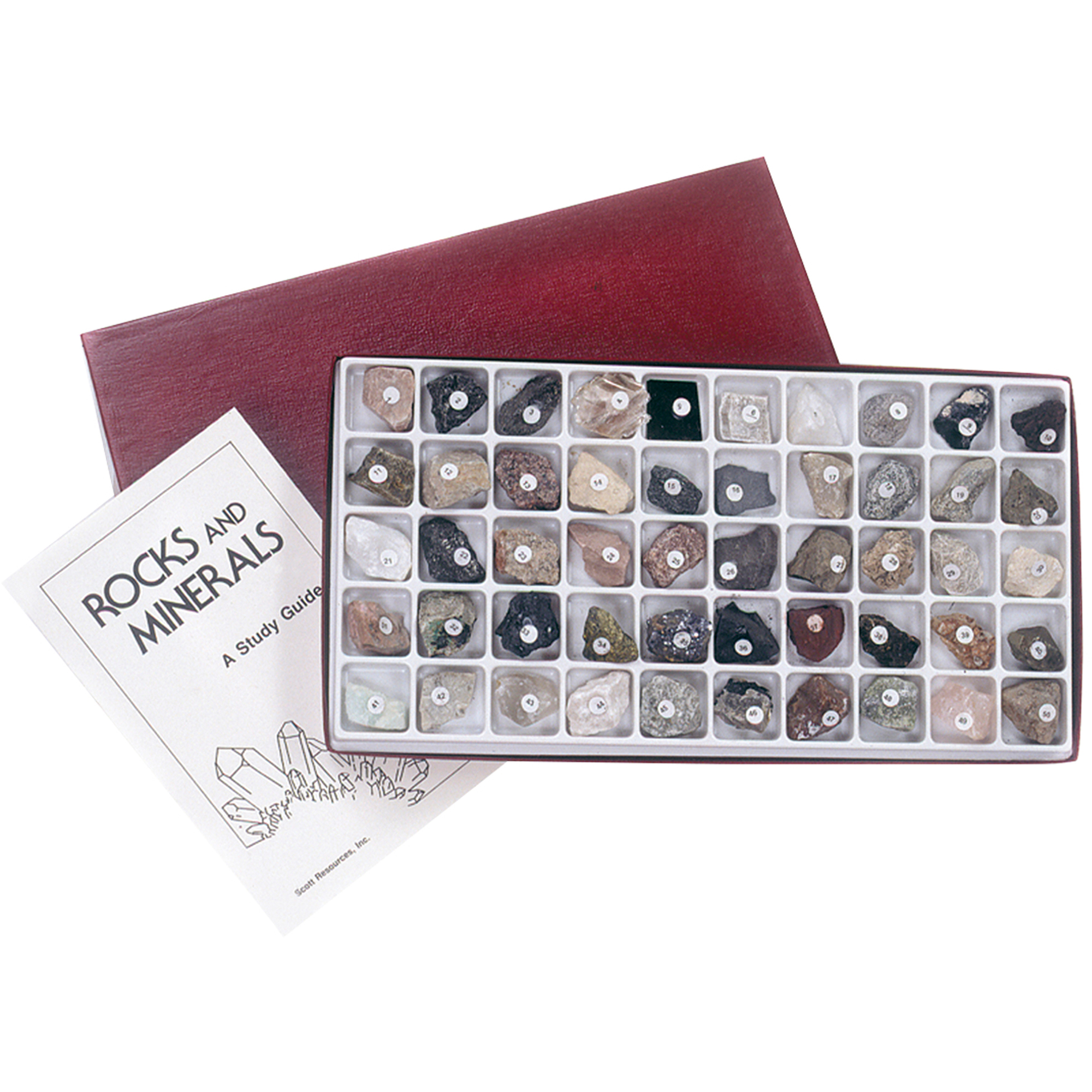 American Educational Products Classroom Collection of Rocks and Minerals