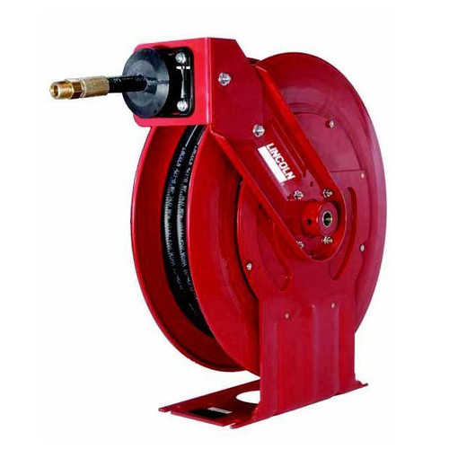 """Lincoln Lubrication 94552 High Pressure Grease Reel Assembly 50' X 1/4"""""""