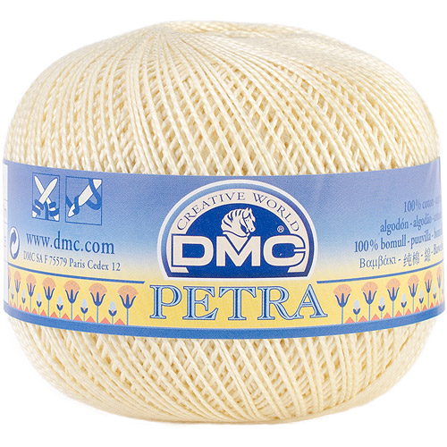 Petra Crochet Cotton Thread, Size 5-53823