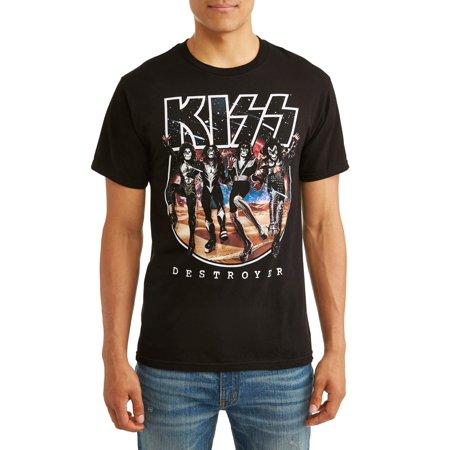 Kiss Band Group Picture -