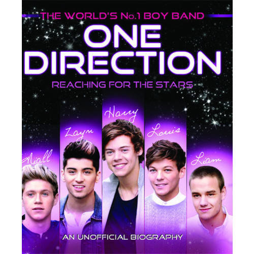 One Direction: Reaching for the Stars (Blu-ray)