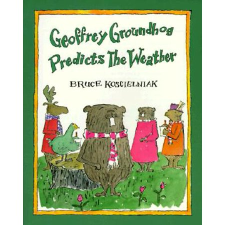 Geoffrey Groundhog Predicts the Weather (Geoffrey Holder)