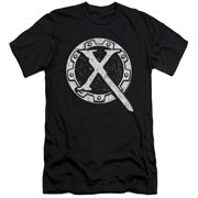 Xena Warrior Princess Sigil Mens Slim Fit Shirt