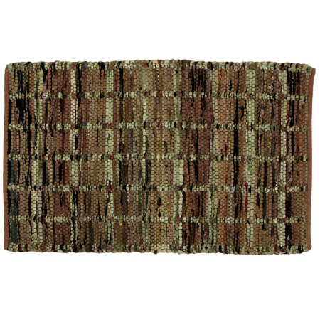 Squares Multicolor 30 x 50 AreaRag Rugs Bathroom Kitchen ...