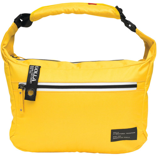 "Golla G1451 11"" Millarca Bag, Yellow"