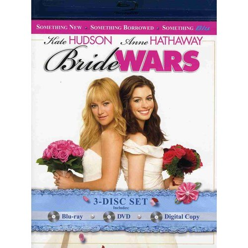 Bride Wars (Blu-ray + DVD) (Widescreen)