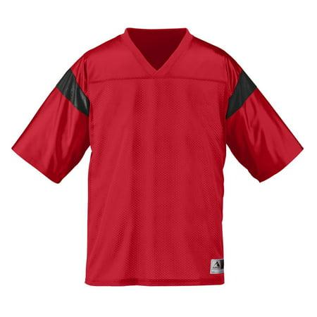 Augusta Sportswear MEN'S PEP RALLY REPLICA TEE 253