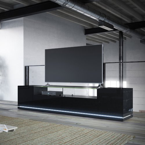 Latitude Run Lasker Entertainment Center for TVs up to 70''