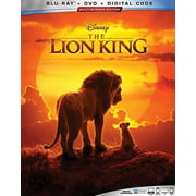 The Lion King (Blu-ray + DVD)