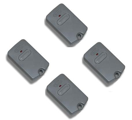 4 Pack - GTO Rb741 Transmitters / GTO PRO Transmitters or Clickers