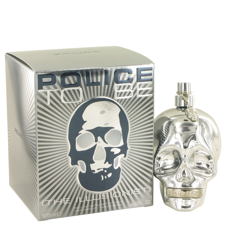 Police Colognes Police To Be The Illusionist Eau De Toilette Spray for Men 4.2 oz